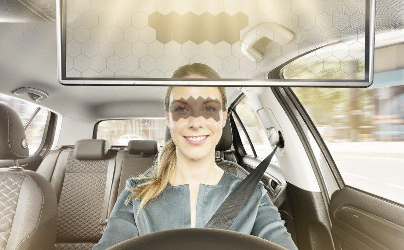 Bosch Car Sun Visor