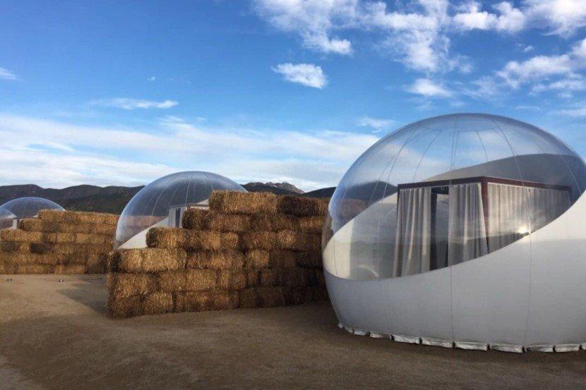 Bubble Hotels