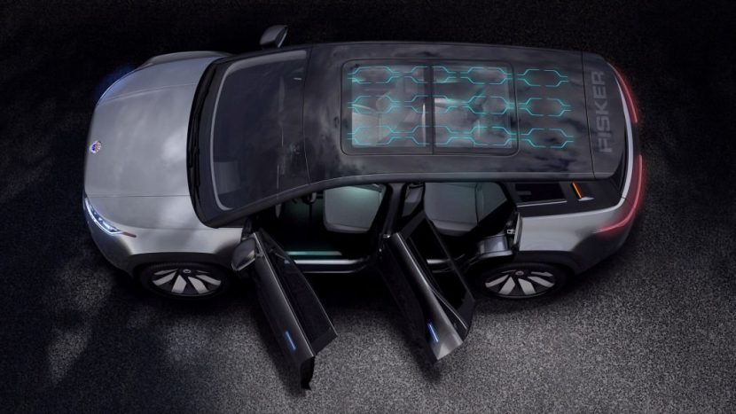 Fisker Ocean Electric SUV