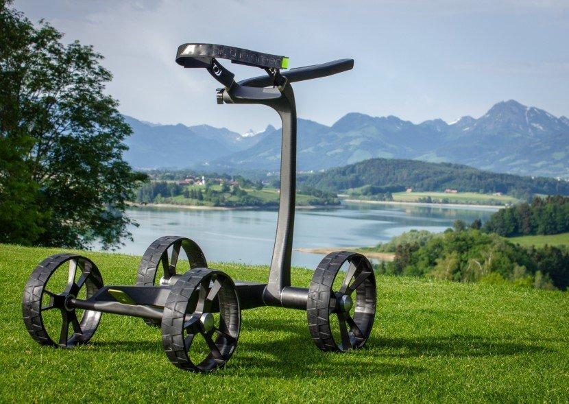 S-walk golf trolley