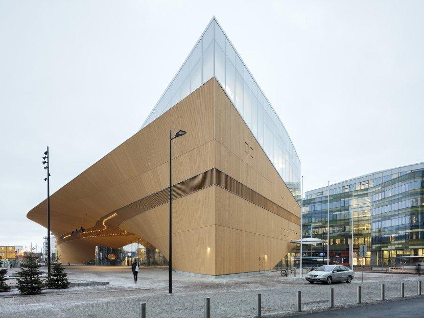 Ship library Finland