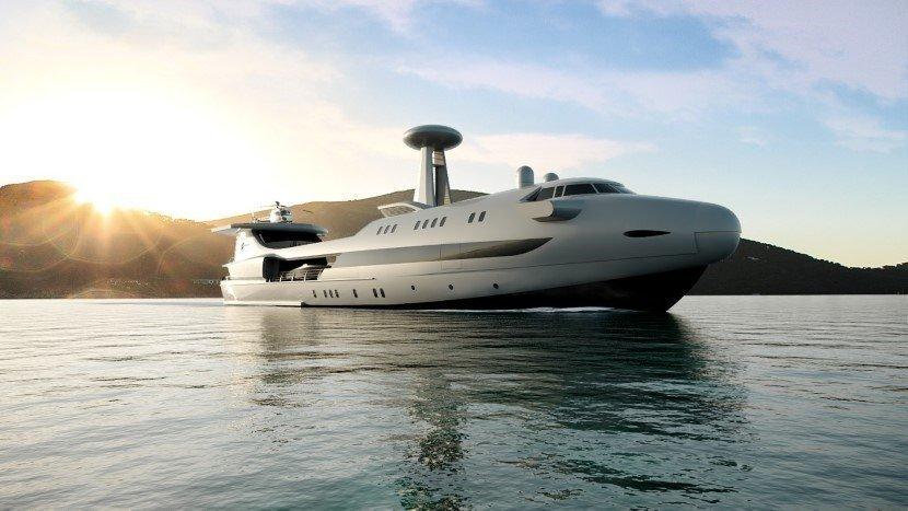 Codecasa Yacht