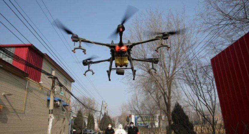 Corona Drones