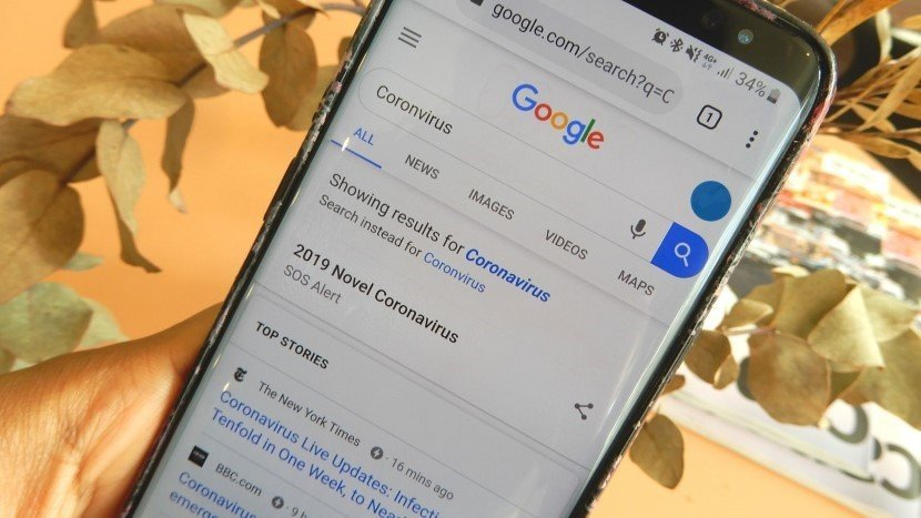 Coronavirus-Google