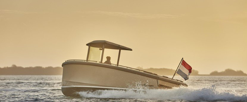 DutchCraft25 Yacht Boat