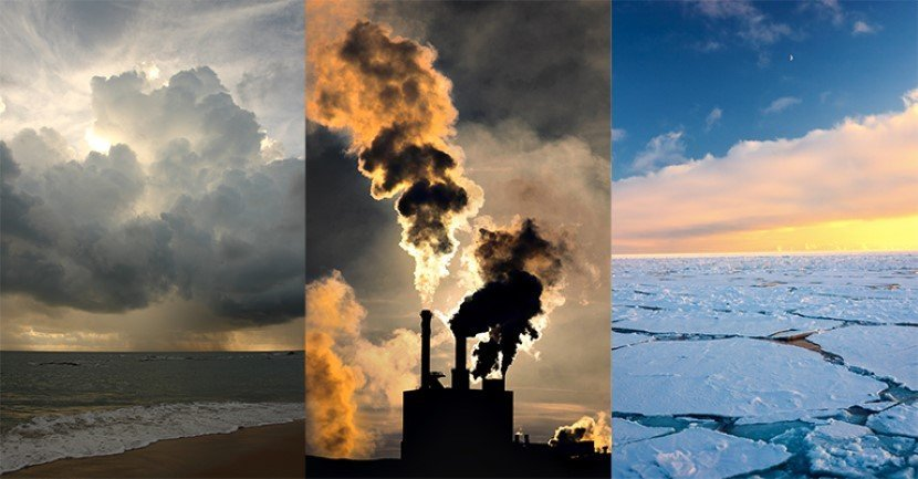 January 2020 Global Warming