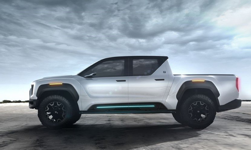 Nikola Badger Hybrid Truck