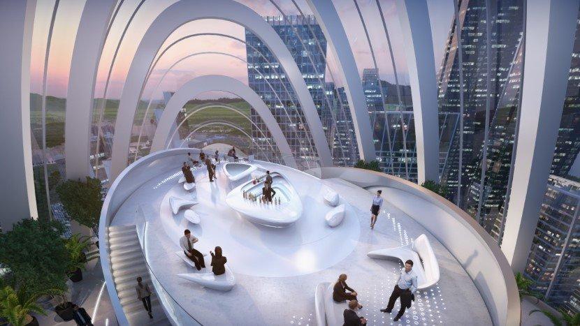 OPPO HQ by Zaha Hadid
