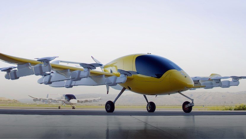 Wisk Air Taxi introduced in New Zealand