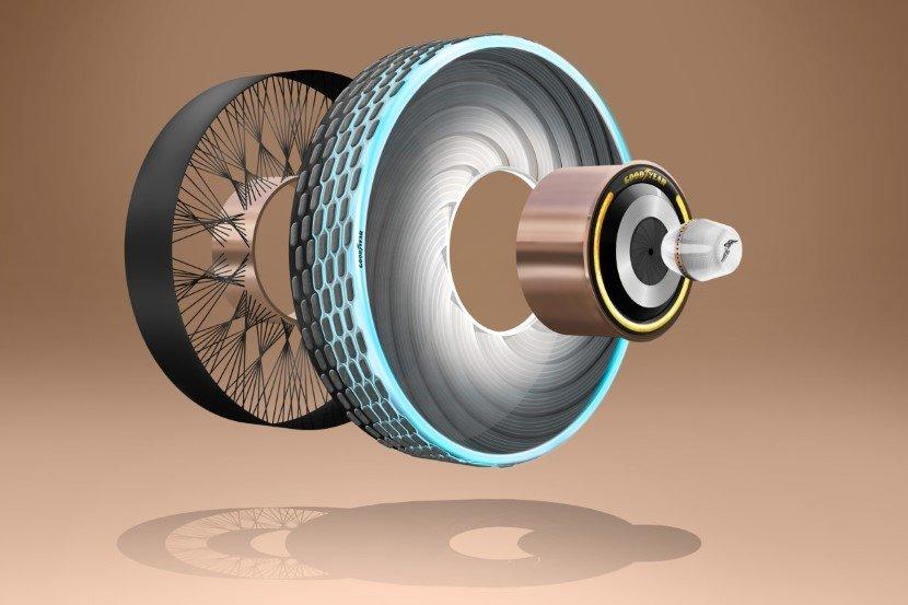 Goodyear tire - Future Cars