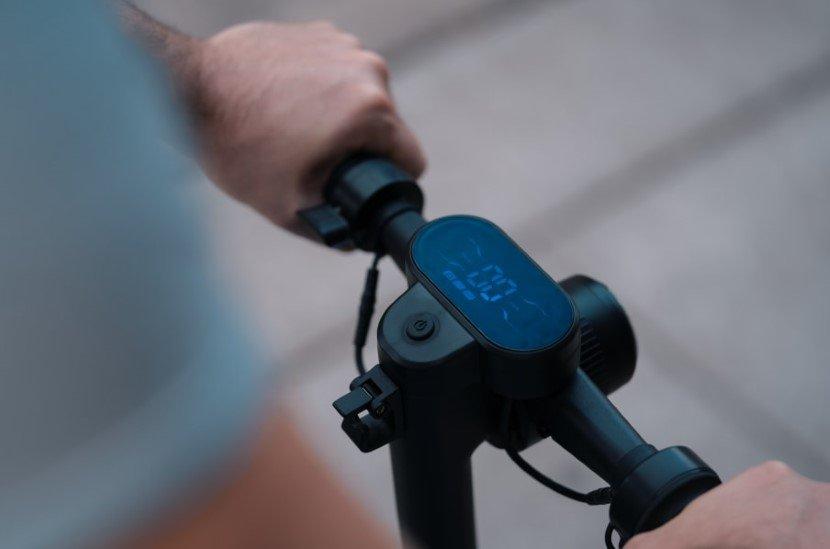 Folding Electric Bike HiMo