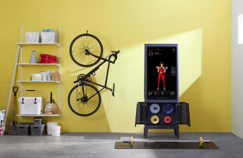 Tempo Home Gym Exercise Machine