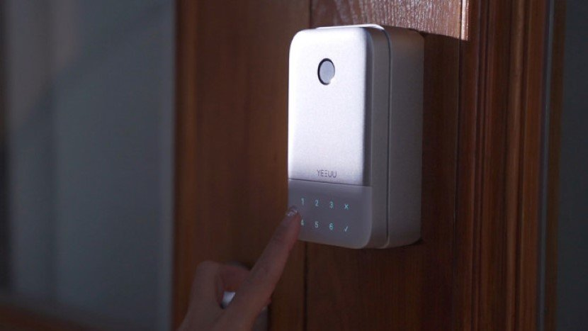 YEEUU K1 Smart Door Lock for front door lock