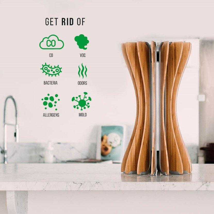 ALBERO air filter