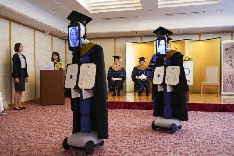 Virtual Graduation Ceremony