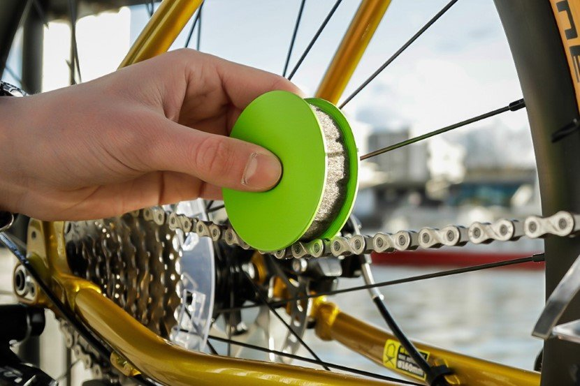 Lube for bike chain