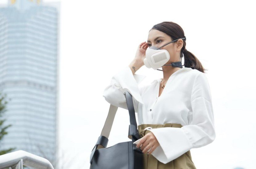 ATMOBLUE Anti Pollution Mask