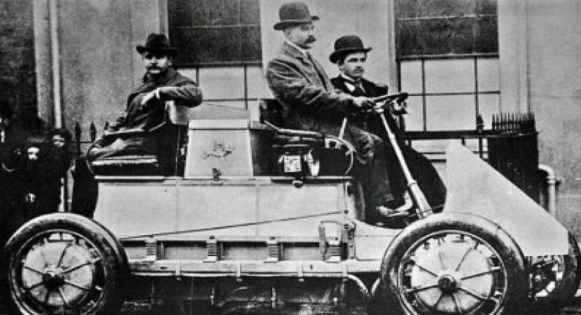 The birth of the first ever electric car. Brief history of electric cars