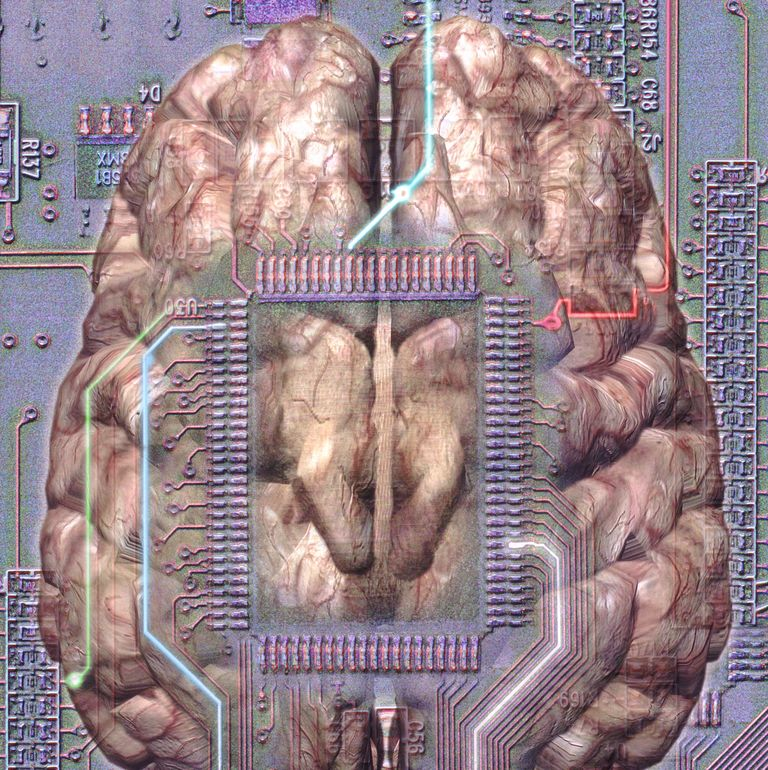 Brain-on-chip Artificial Brain Synapses