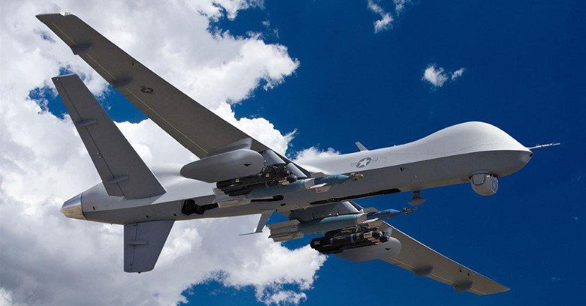 MQ-9 Reaper- Targeting system