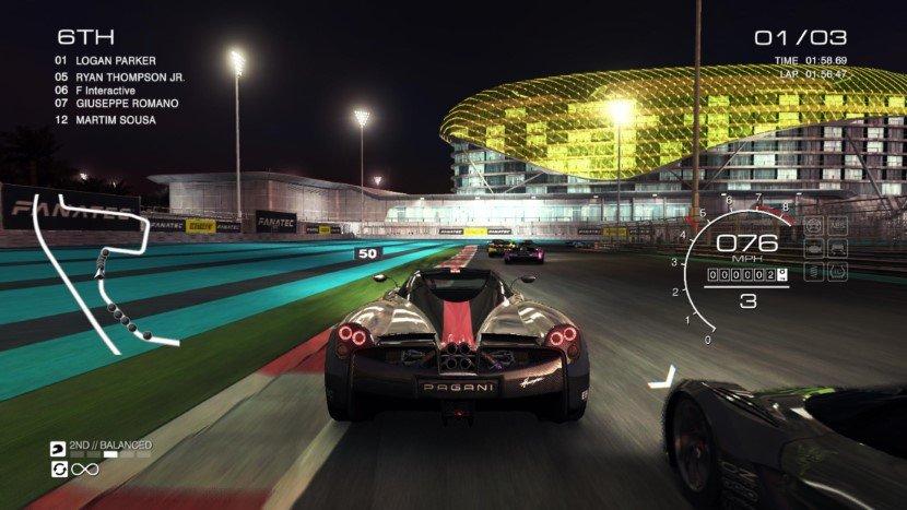 Best Android Games - GRID Autosport- GRID Autosport