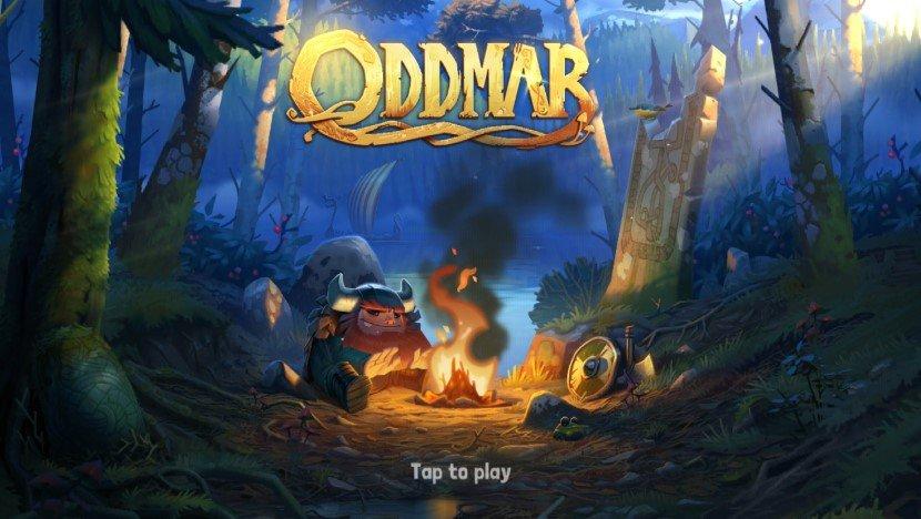 Best Android Games - Oddmar (Oddmargame)