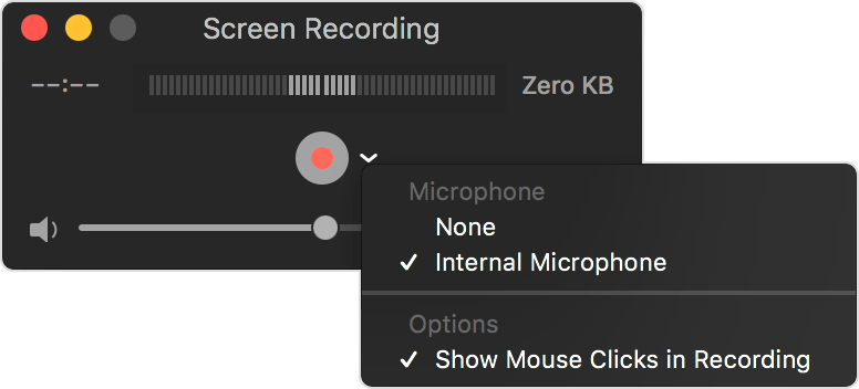 how to record screen