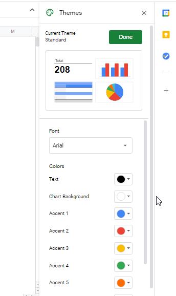 Pivot Table Google Sheets