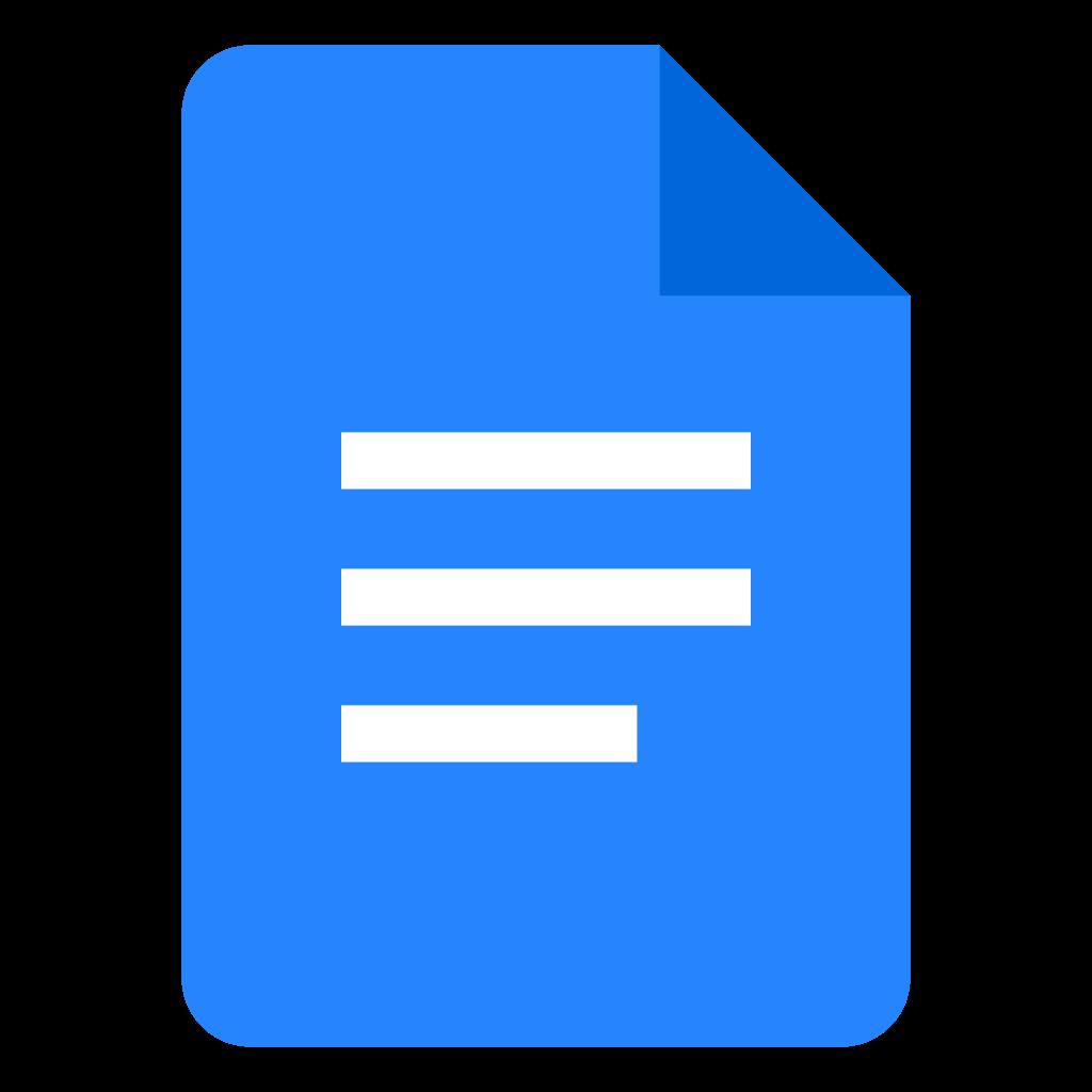 google docs dark theme